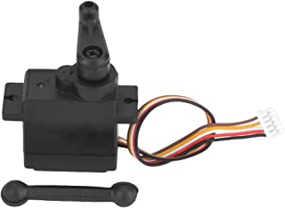 Taidda RC Servo, Durable PXtoys PX9300-30 5 Lines RC Servo Steering Engine Spare Parts for 1/18 9300-9304 Series Super-speeds RC Car