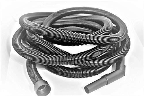 "ALL PARTS ETC. Vacuum Hose Compatible with Craftsman Shop Vac Accessories, Crush Proof Replacement Hose for Wet Dry Craftsman Shop Vac Hose 1.25"" Vacuum Attachments (50')"