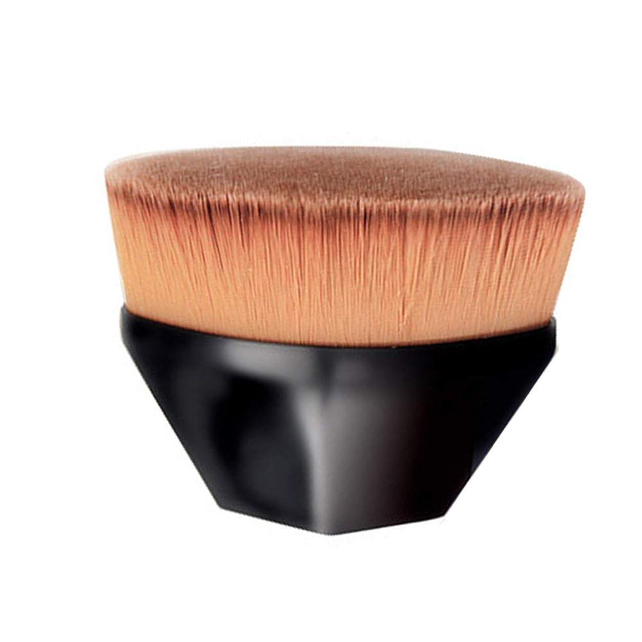 以前は石の侵略YuJiny メイクアップブラシ 粧ブラシ 可愛い 化粧筆 肌に優しい ファンデーションブラシ アイシャドウブラシ 携帯便利 (ブラック)