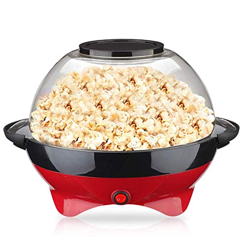 Lowest Prices! Atten Popcorn Maker | Gourmet Popcorn Machine | Fat Free and Healthy | Household Oil ...