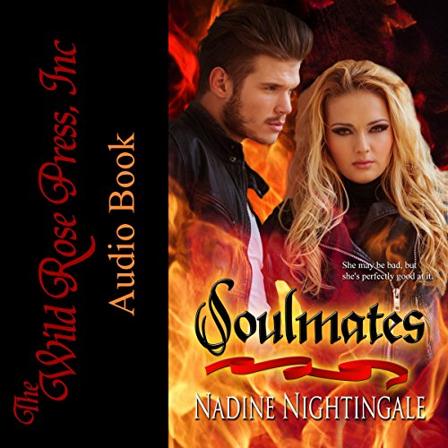 Soulmates audiobook cover art