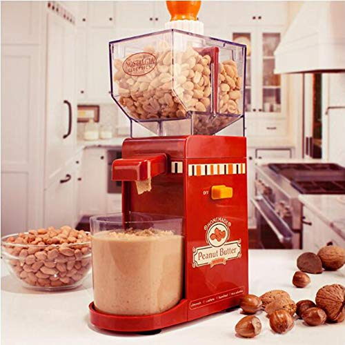 Review Of SISHUINIANHUA Household Peanut Butter Processing Machine, Peanut Butter Grinder Machine