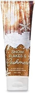 Bath & Body Works Ultra Shea Cream Snowflakes & Cashmere