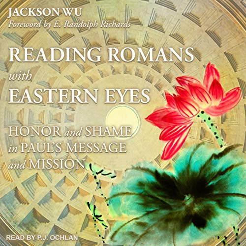 Couverture de Reading Romans with Eastern Eyes