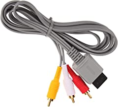 Best nintendo wii composite cable Reviews