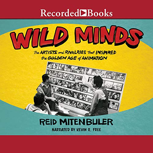 Wild Minds Audiobook By Reid Mitenbuler cover art