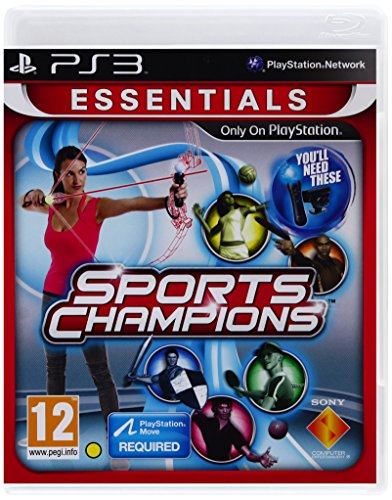 Sports Champions (PS3) Essentials