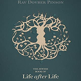 The Jewish Book of Life After Life audiobook cover art