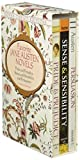 Favorite Jane Austen Novels: Pride and Prejudice, Sense and Sensibility and Persuasion (Complete and Unabridged) (Dover Thrift Editions)