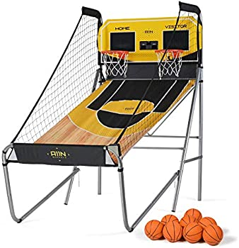 A11N Sports Sharpshooter Dual Shot Basketball Arcade Game