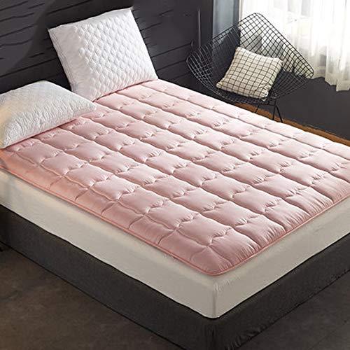 Opvouwbare matras Tatami mat gewatteerd volledig katoen futon mat vloer pad voor studentenhuis, yoga, camping
