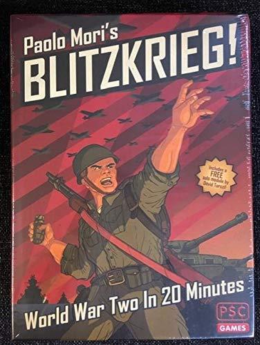 Plastic Soldier Company Blitzkrieg! Juego de Mesa