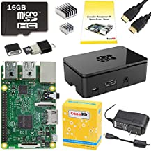 CanaKit Raspberry Pi 3 Complete Starter Kit - 16 GB Edition