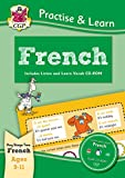 Practise & Learn: French for Ages 9-11 - with vocab CD-ROM