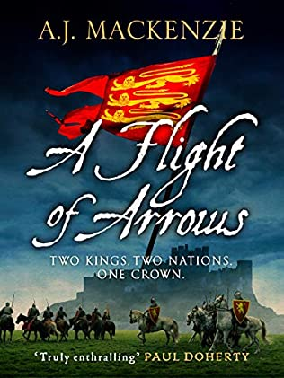 book cover of A Flight of Arrows