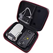 SKYREAT Portable Hard Carrying Case Compatible with DJI Mavic Mini,Fit for Remote Controller,Extra 2 Batteries and Other Accessories