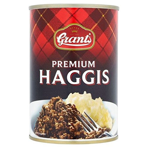 Grant's Premium Haggis 392g - Pack of 6