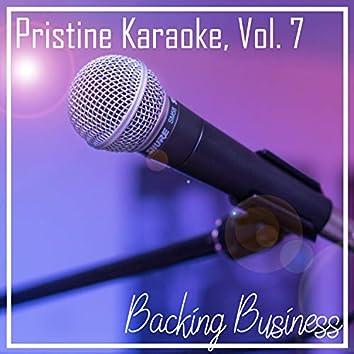 Pristine Karaoke, Vol. 7