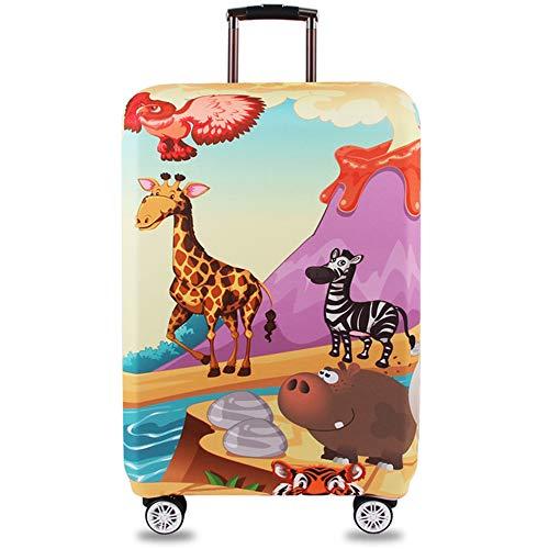 copri valigia OuLi Store® Cover Proteggi Copertura per valigie 18-32 pollici Coperchio per bagagli in fibra di bambù