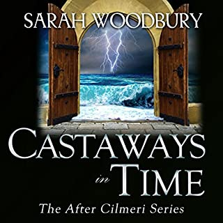 Castaways in Time audiobook cover art