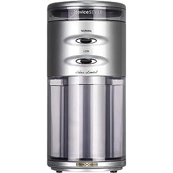 deviceSTYLE Brounopasso コーヒーグラインダー (電動コーヒーミル) GA-1X Limited デバイスタイル