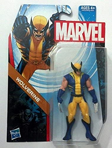 Marvel Wolverine Action Figure by Hasbro