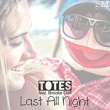Last All Night (feat. Brooke Duff)