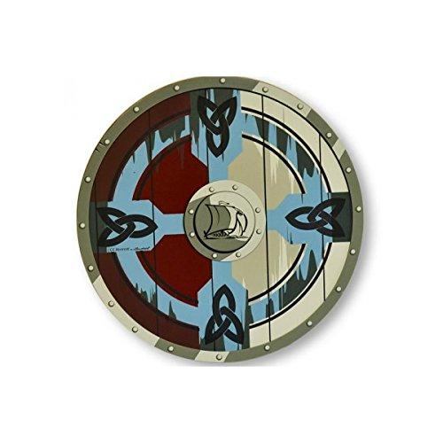 Le Coin des Enfants Le Coun Historique des Enfants29310 Viking Shield Jouet (Taille Unique)