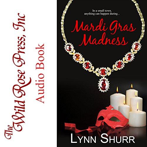 Mardi Gras Madness audiobook cover art