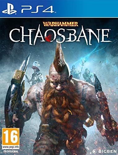 Warhammer Chaosbane Ps4- Playstation 4