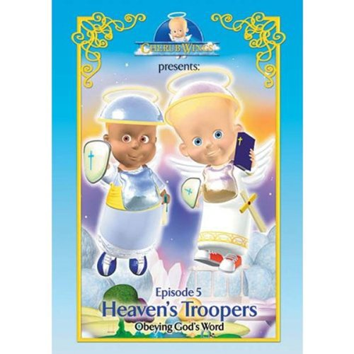 Cherub Wings: Episode 5 - Heaven's Troopers copertina