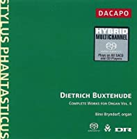 Buxtehude: Complete Works for Organ 6 (2008-01-29)
