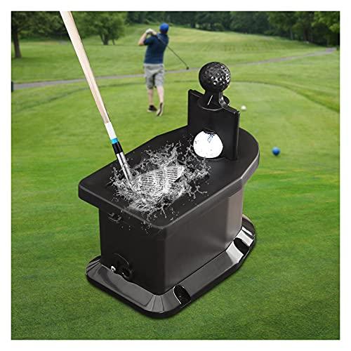 10L0L Golf Ball Washer, Golf Club and Ball Cleaner for EZGO Yamaha Club Car