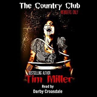 The Country Club audiobook cover art