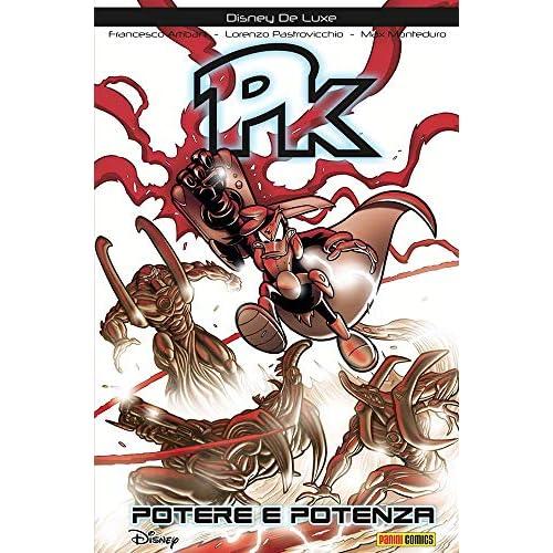 Disney DELUXE N. 2 - PK Potere E Potenza - Riedizione