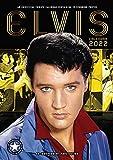 Close Up Elvis Presley Kalender 2022 Tributkalender - DIN A3, Wandkalender 2022, 12 Monate, original englische Ausführung.