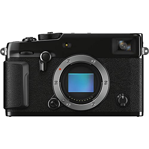 Fujifilm X-Pro3 Mirrorless Digital Camera - Black...