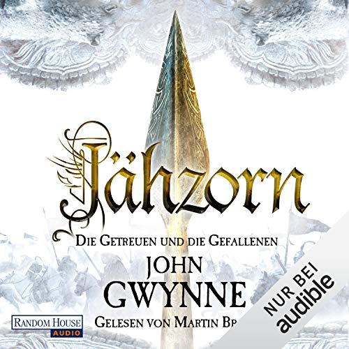 Jähzorn audiobook cover art