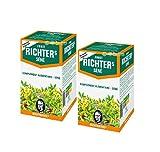 TOP MINCEUR Lot de 2 boîtes Ernst Richter Complément alimentaire Séné 30g - 100% à base de plantes naturelles | Spécial Transit et Minceur | 2 x 20 sachets filtres de 1,5g