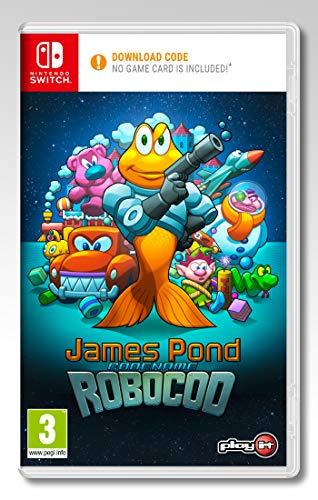 JAMES POND CODENAME ROBOCOP - Nintendo Switch [Edizione: Regno Unito]