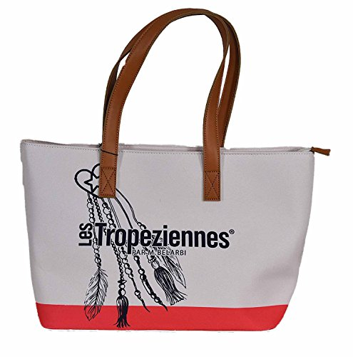 Les Tropeziennes - Cabas Reethi rosa