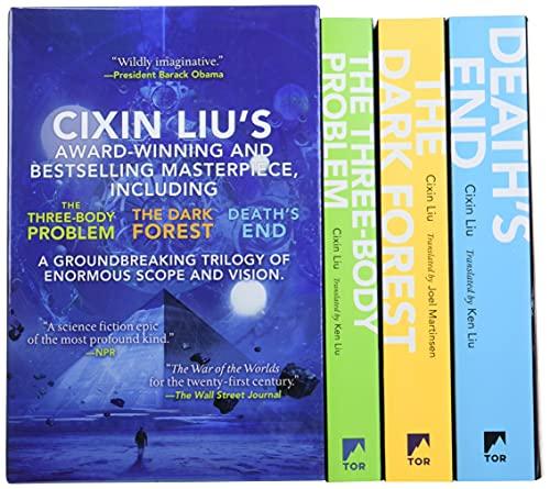Three-Body Problem Boxed Set: (the Three-Body Problem, the Dark Forest, Death's End)