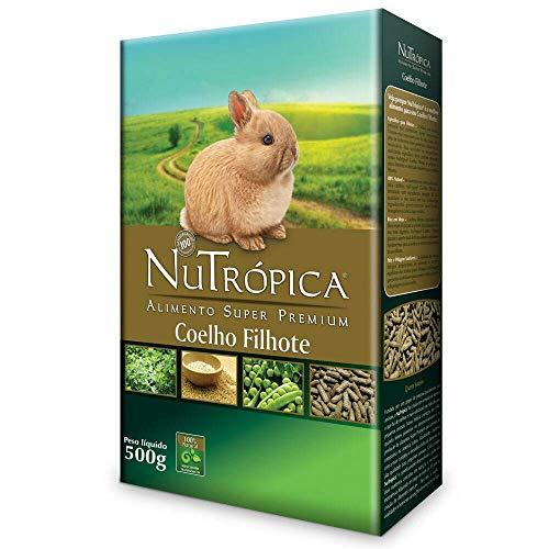 Ração Nutrópica para Coelho Filhote - 500g