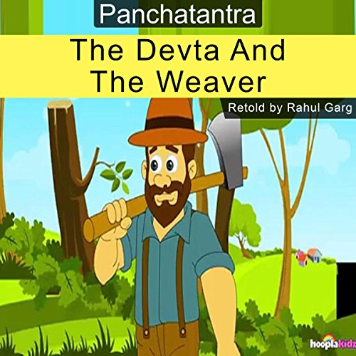 The Devita and the Weaver audiobook cover art
