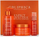 Obliphica Professional Expect Perfection Volume & Body Seaberry Collection Set