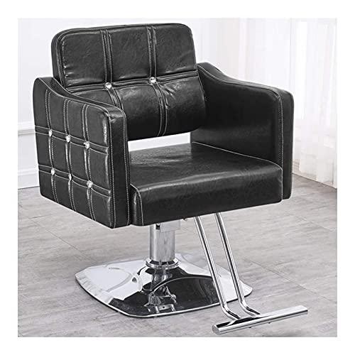 Sillas de peluquero para peluquero, sillón de salón Silló