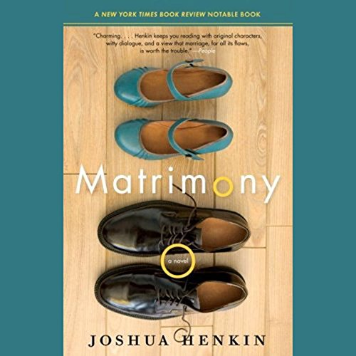 Matrimony audiobook cover art