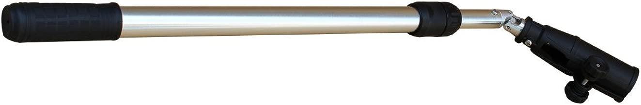 Brocraft Universal Joint Tiller Extension Handle/Telescoping 24