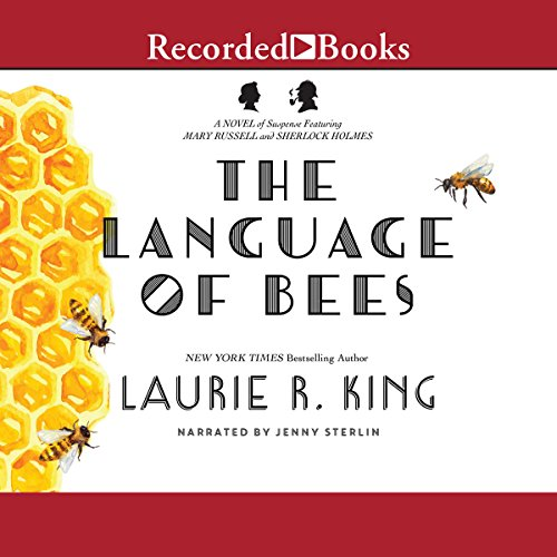 The Language of Bees audiobook cover art