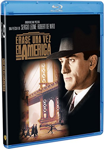 Érase Una Vez En América (Once Upon A Time In America) (1984) (Blu-Ray) (Import)